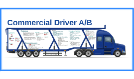 Commercial Driver A/B