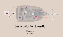 Communicating Sexually