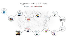 Paz, Justicoa e Instituciones Sólidas