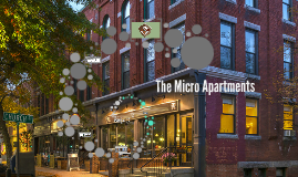 The Micro Apartments
