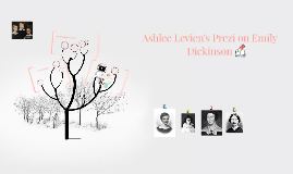 Ashlee Levien's Prezi on Emily Dickinson