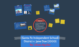 Santa Fe Independent School District v. Jane Doe (2000)