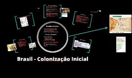 Brasil - Capitanias e Governo-Geral