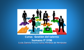 Copy of Curso:  Gestión del talento humano IT 3196