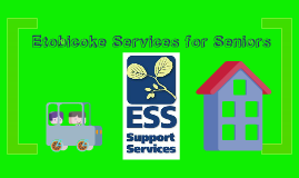 Etobicoke Services for Seniors