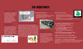 Copy of The Resistance