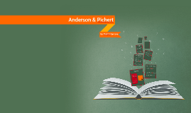 Anderson & Pichert