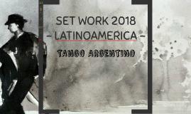 SET WORK 2018 -