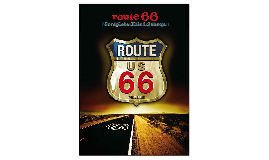 Route 66 Nm Project