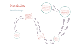 Theories of Dissolution - Social Exchange