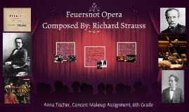 Feuersnot Opera