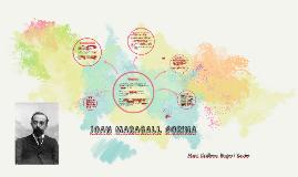 Copy of Joan Maragall i Gorina