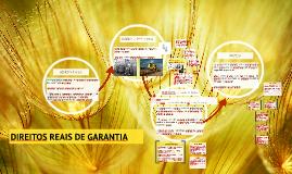 DIREITOS REAIS DE GARANTIA