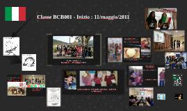 Certificazione della Classe BCB001