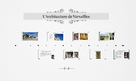 The Architecture of Versaille
