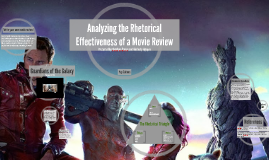 Analyzing the Rhetorical Effectiveness of a Movie Review