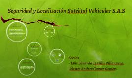 Seguridad y Localización Satelital Vehicular S.A.S