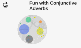 Fun with Conjunctive Adverbs