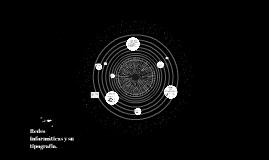 Redes informáticas y su tipografía.