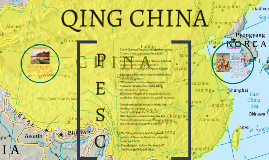 PESC Comparison Qing China
