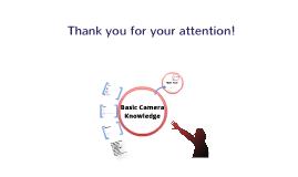 Basic Camera Knowledge