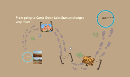 stanley s changes at camp green lake by quinn hanna on prezi