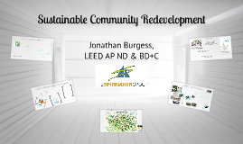 Sustainable Community Redevelopment
