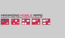 MAXIMIZING MOBILE APPS