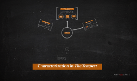 Characterization in The Tempest