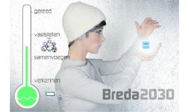 Visie op Breda in 2030.