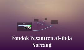 Pondok Pesantren Al-Ibda' Soreang