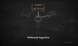 Politica de Argentina