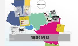 GUERRA DEL 69