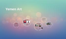 Yemen Art