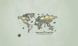 Migraciones en el siglo XXI
