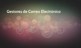 Gestores de Correo Electrónico