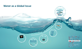 Copy of Water as a Global Issue