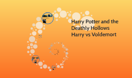 Copy of Harry Potter and the Deathly Hallows Voldermort vs Harry