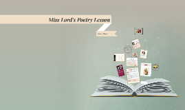 Miss Lord's Poetry Lesson