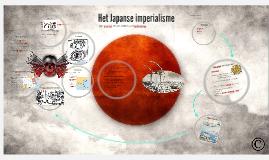 Het Japanse Imperialisme