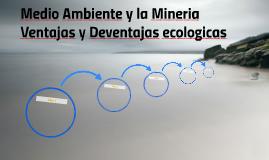 Medio Ambiente y la Mineria