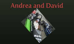 Andrea and David