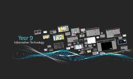 Semester 2 Year 9 ICT HTML