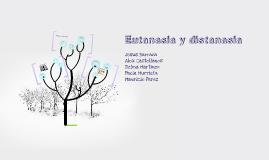 Eutanasia y distanasia