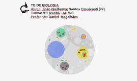 TD DE BIOLOGIA