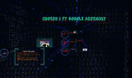 Croeso i fy Google Asembly
