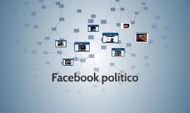 Facebook político