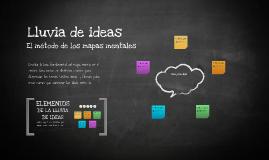 Plantilla Mapas Mentales de Carlos Romero Aguilera
