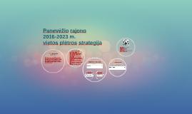 Copy of Panevėžio rajono 2016-2023 m. vietos plėtros strategija