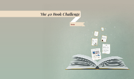 The 40 Book Challenge